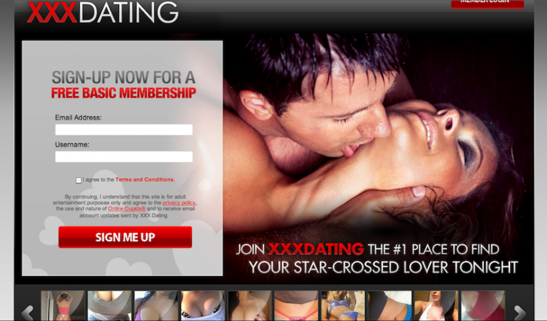 Best xxx dating site for men and women