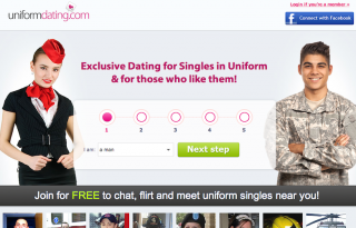 top dating sites for uniform lovers