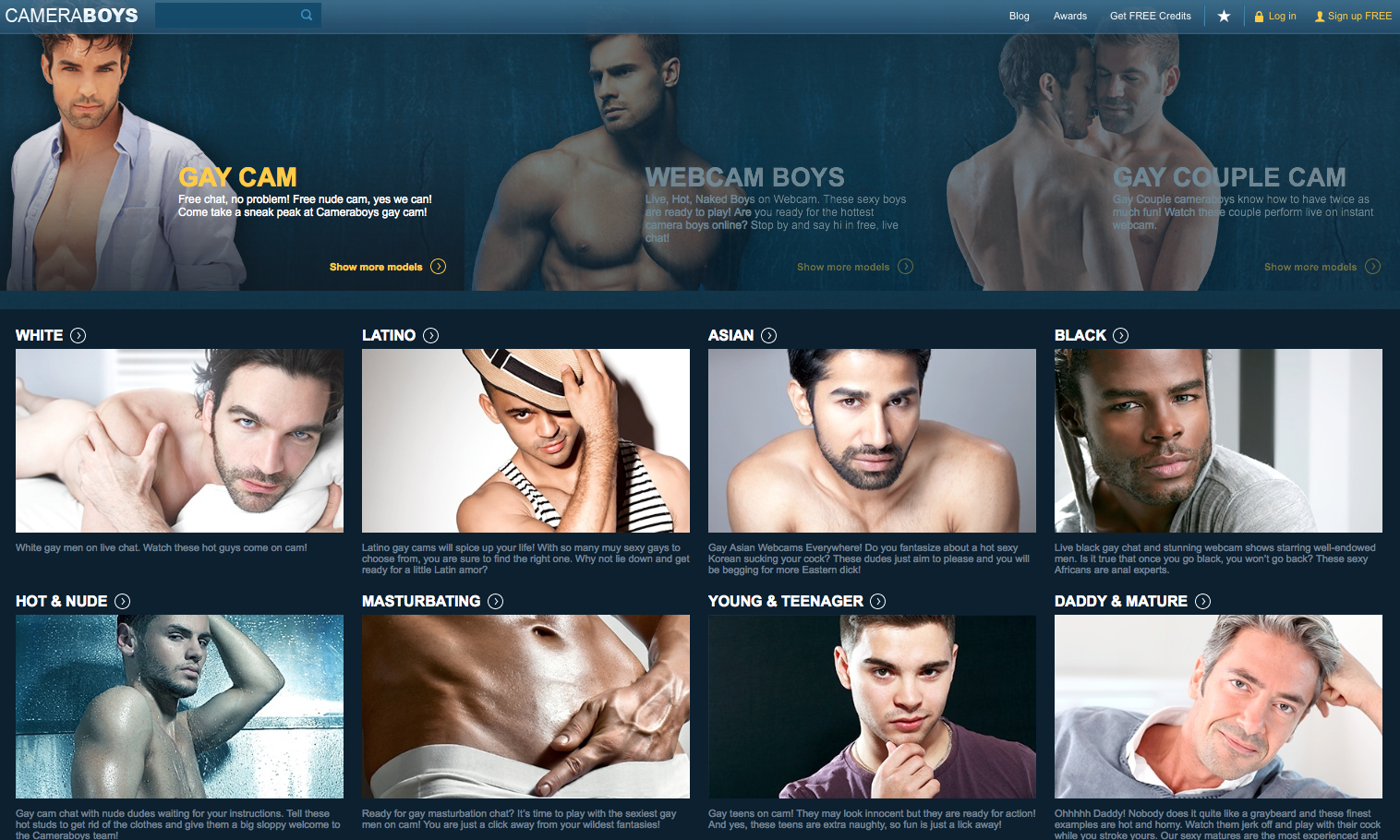Live gay live sex webcams